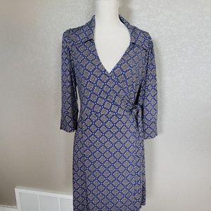 Laundry by Shelli segal wrap dress